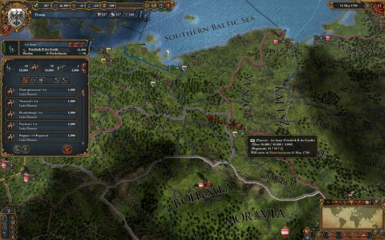 Screenshot 8 - Europa Universalis IV DLC Collection