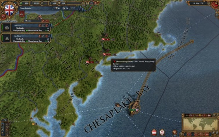 Screenshot 7 - Europa Universalis IV DLC Collection