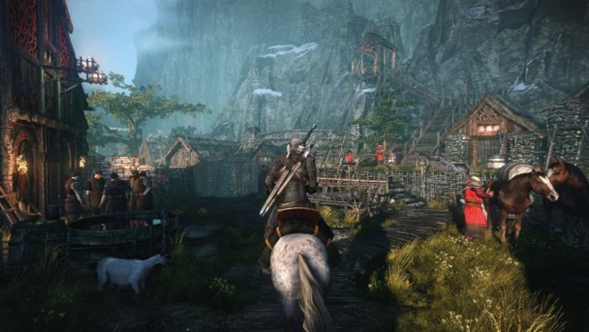 Screenshot 8 - The Witcher 3: Wild Hunt