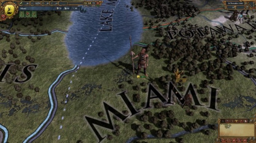 Screenshot 2 - Europa Universalis IV: Native Americans II Unit Pack