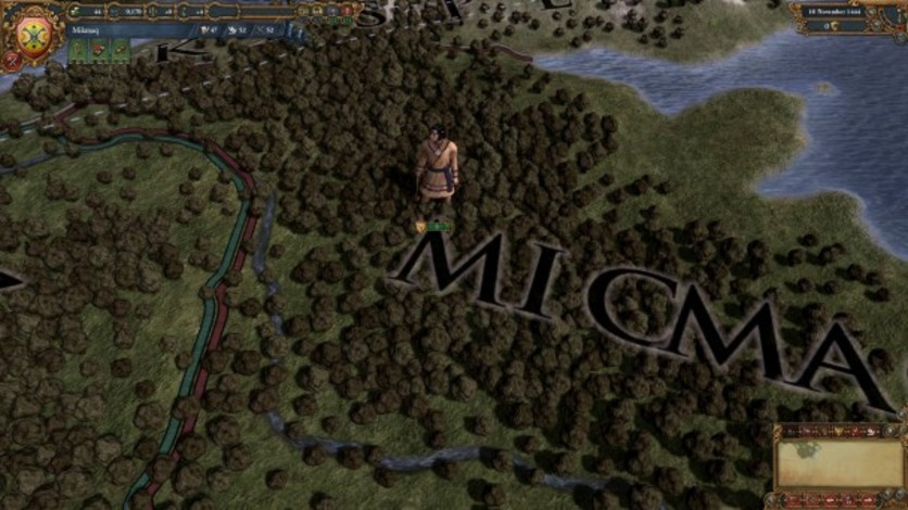 Screenshot 5 - Europa Universalis IV: Native Americans II Unit Pack