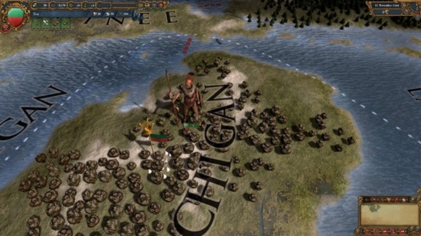 Screenshot 1 - Europa Universalis IV: Native Americans II Unit Pack