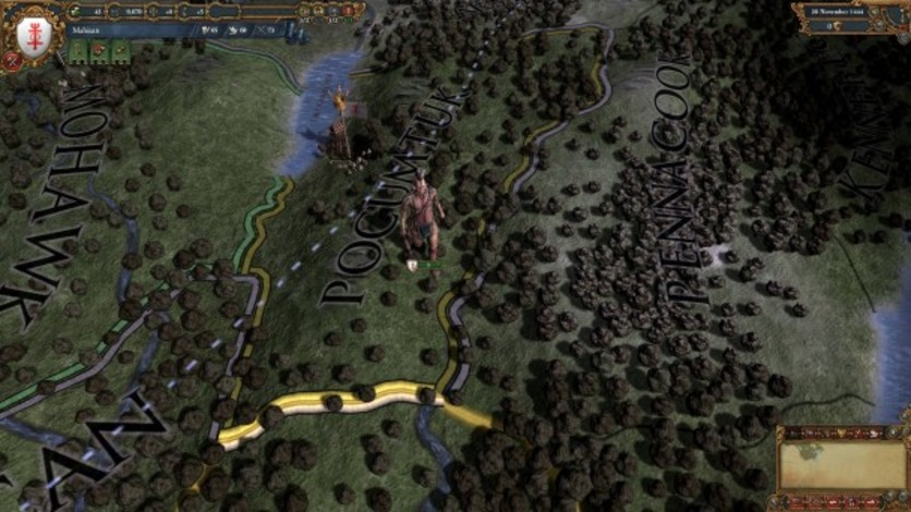 Screenshot 7 - Europa Universalis IV: Native Americans II Unit Pack