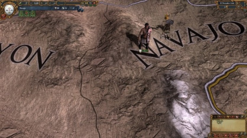 Screenshot 3 - Europa Universalis IV: Native Americans II Unit Pack