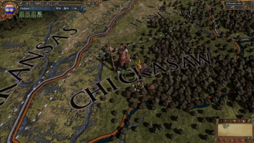 Screenshot 4 - Europa Universalis IV: Native Americans II Unit Pack