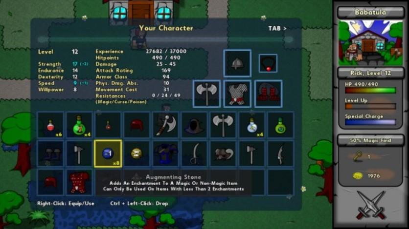Screenshot 12 - Battlepaths