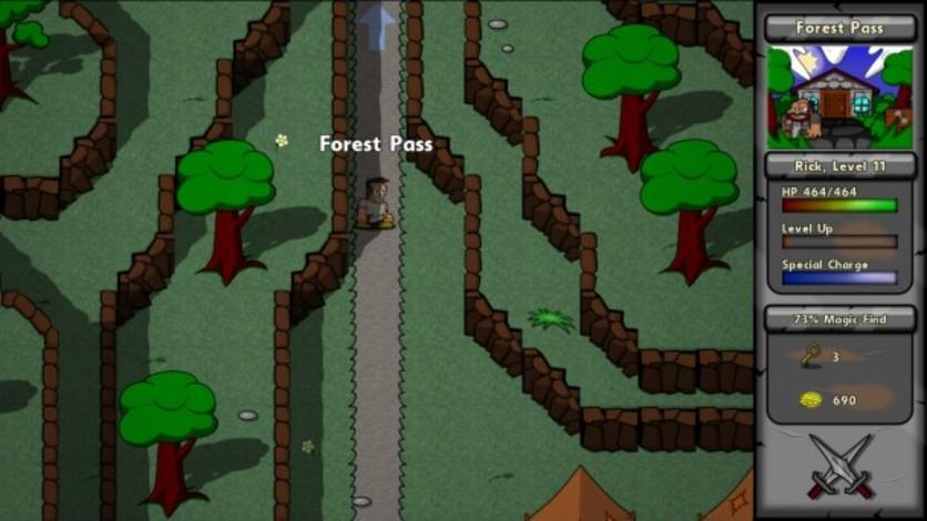 Screenshot 3 - Battlepaths