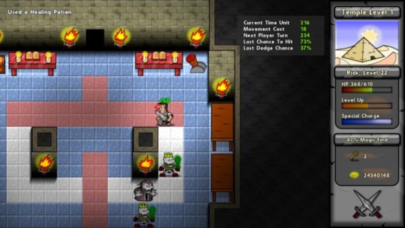 Screenshot 5 - Battlepaths