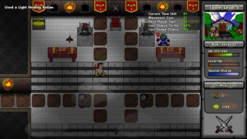Screenshot 4 - Battlepaths