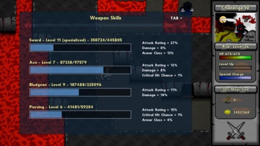 Screenshot 6 - Battlepaths