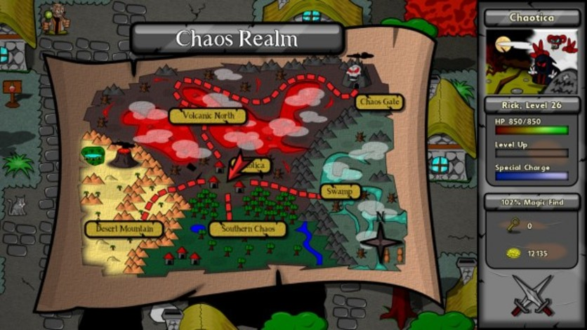 Screenshot 2 - Battlepaths