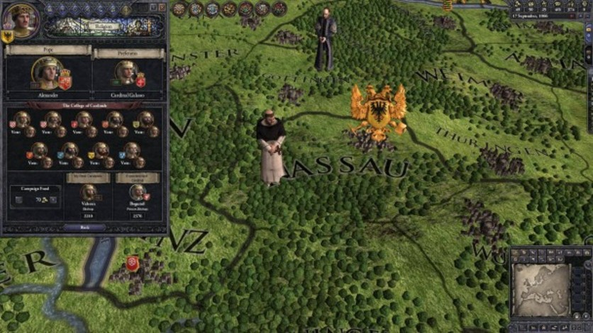 Screenshot 1 - Crusader Kings II: DLC Collection