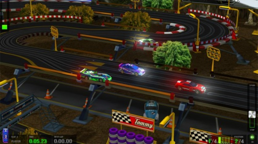 Screenshot 11 - HTR+ Slot Car Simulation