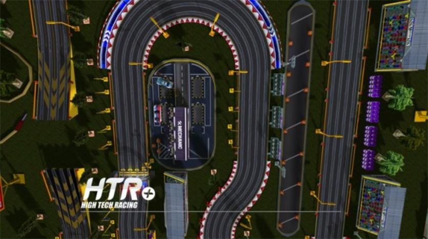 Screenshot 5 - HTR+ Slot Car Simulation