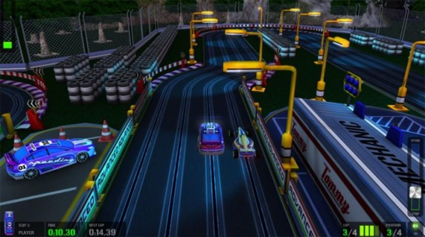 Screenshot 14 - HTR+ Slot Car Simulation