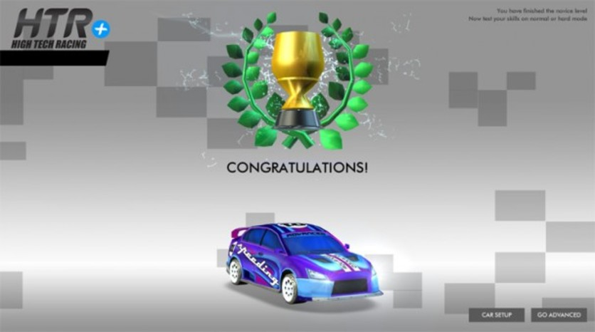 Screenshot 4 - HTR+ Slot Car Simulation