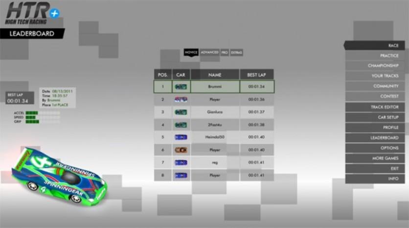 Screenshot 8 - HTR+ Slot Car Simulation