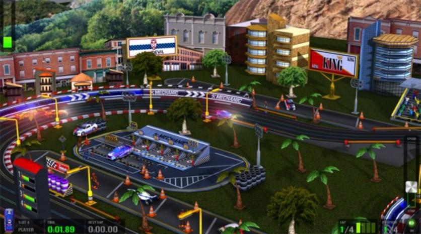 Screenshot 21 - HTR+ Slot Car Simulation