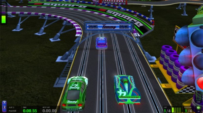 Screenshot 13 - HTR+ Slot Car Simulation