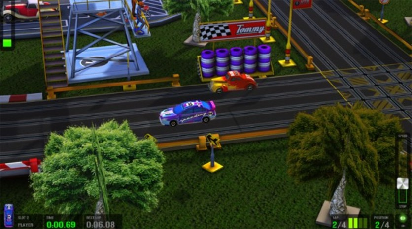 Screenshot 17 - HTR+ Slot Car Simulation