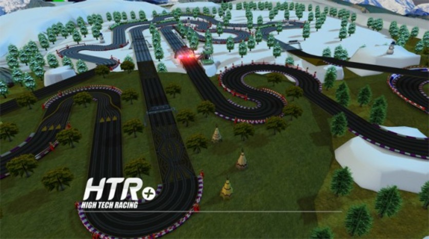 Screenshot 6 - HTR+ Slot Car Simulation