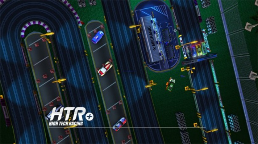 Screenshot 7 - HTR+ Slot Car Simulation