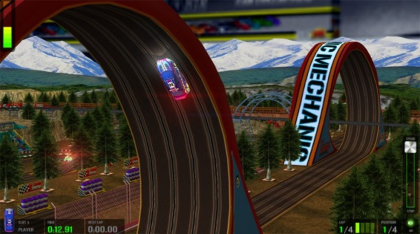 Screenshot 16 - HTR+ Slot Car Simulation