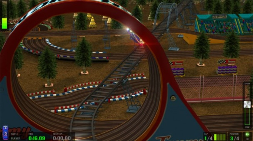 Screenshot 18 - HTR+ Slot Car Simulation