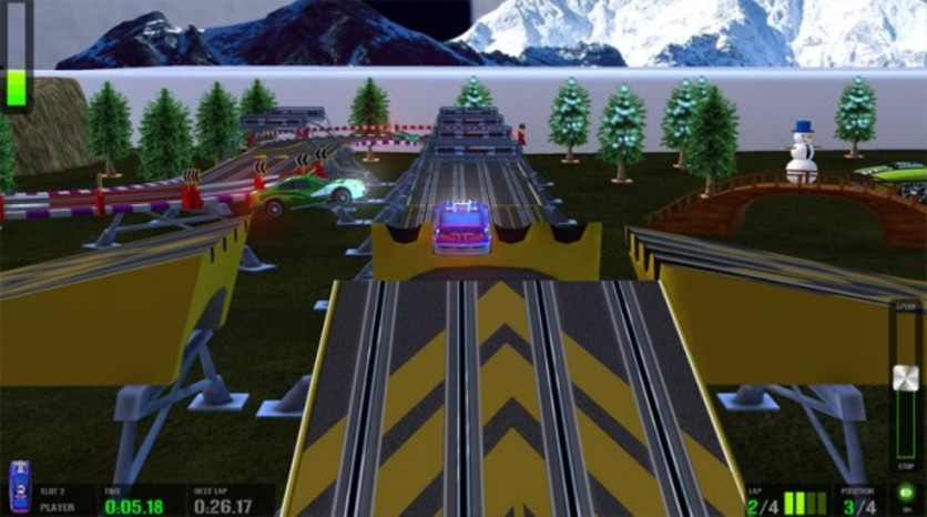 Screenshot 12 - HTR+ Slot Car Simulation