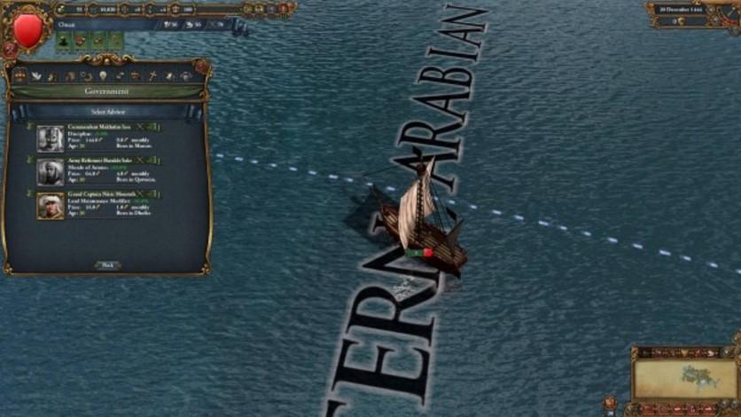 Screenshot 4 - Europa Universalis IV: Muslim Advisor Portraits