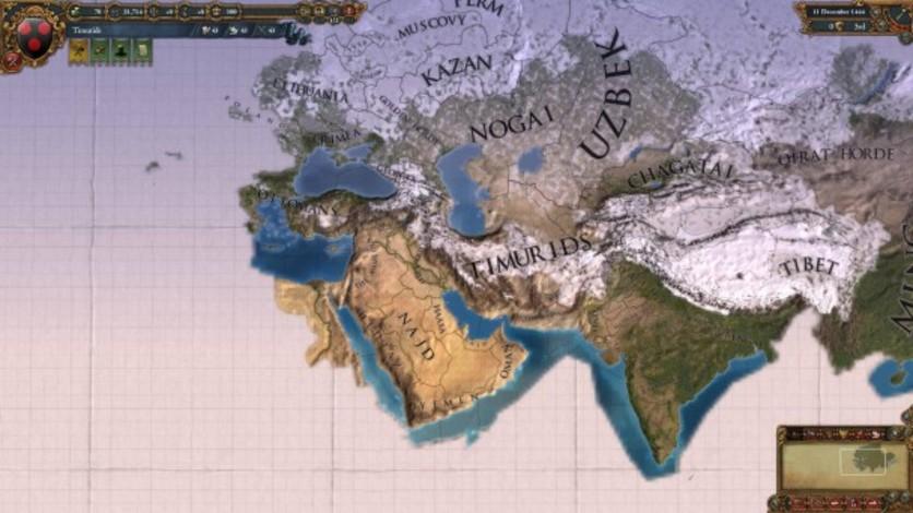 Screenshot 2 - Europa Universalis IV: Muslim Advisor Portraits