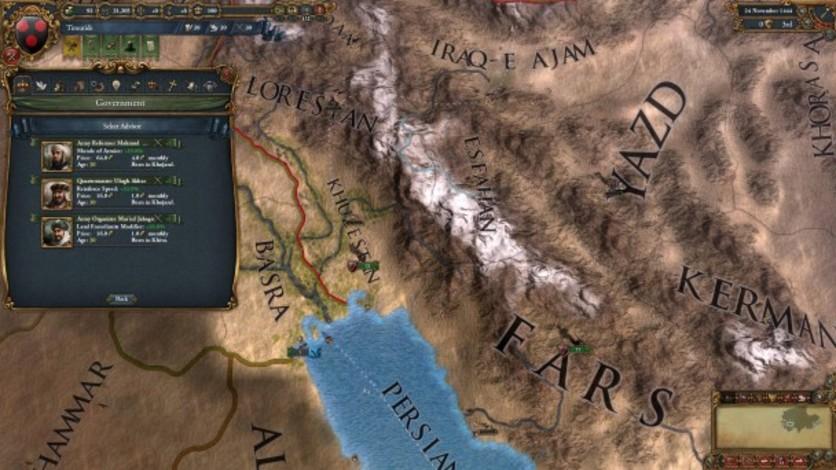 Screenshot 10 - Europa Universalis IV: Muslim Advisor Portraits