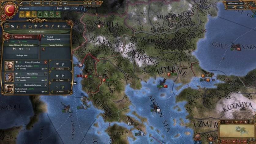Screenshot 3 - Europa Universalis IV: Muslim Advisor Portraits