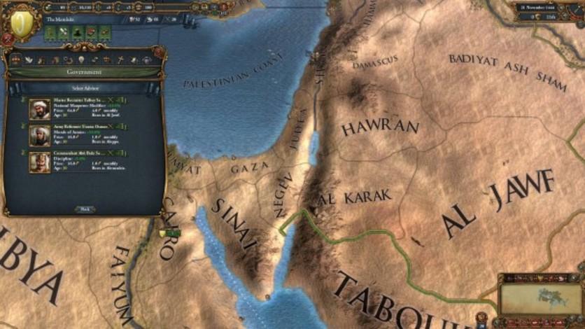 Screenshot 1 - Europa Universalis IV: Muslim Advisor Portraits