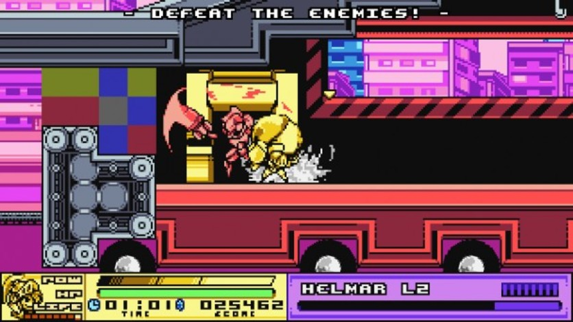 Screenshot 5 - Joylancer: Legendary Motor Knight