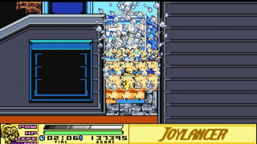 Screenshot 12 - Joylancer: Legendary Motor Knight