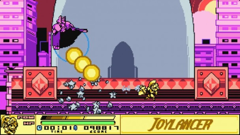 Screenshot 15 - Joylancer: Legendary Motor Knight