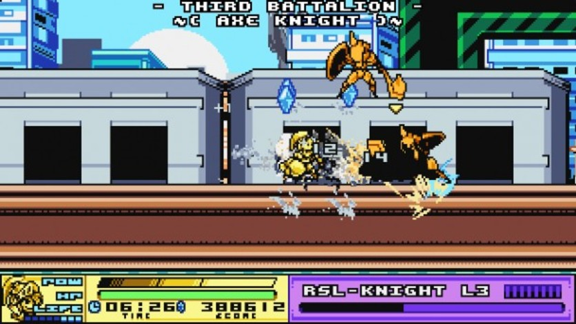 Screenshot 9 - Joylancer: Legendary Motor Knight