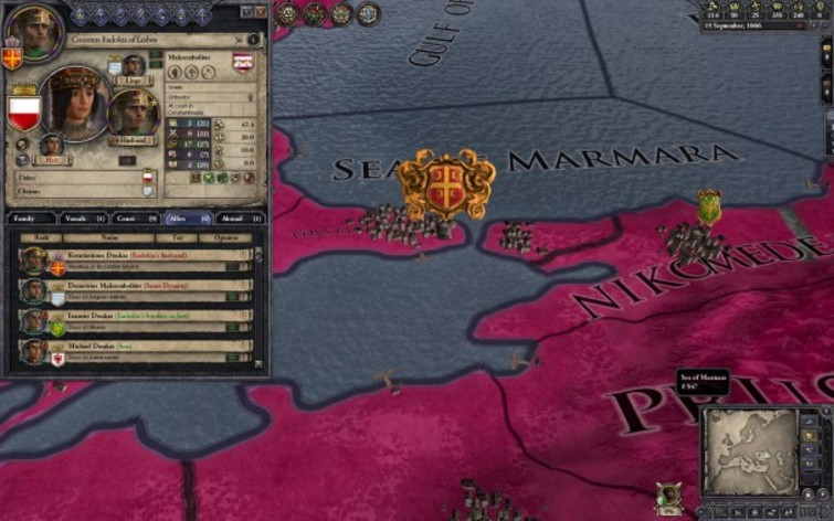Screenshot 3 - Crusader Kings II Collection