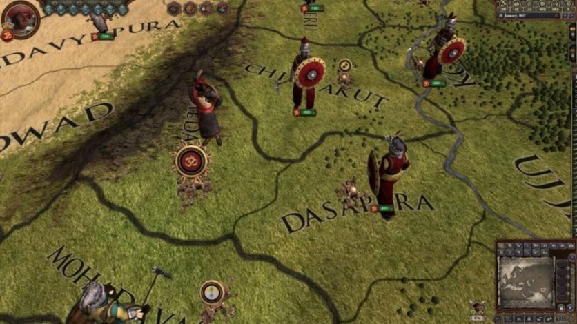 Screenshot 7 - Crusader Kings II Collection