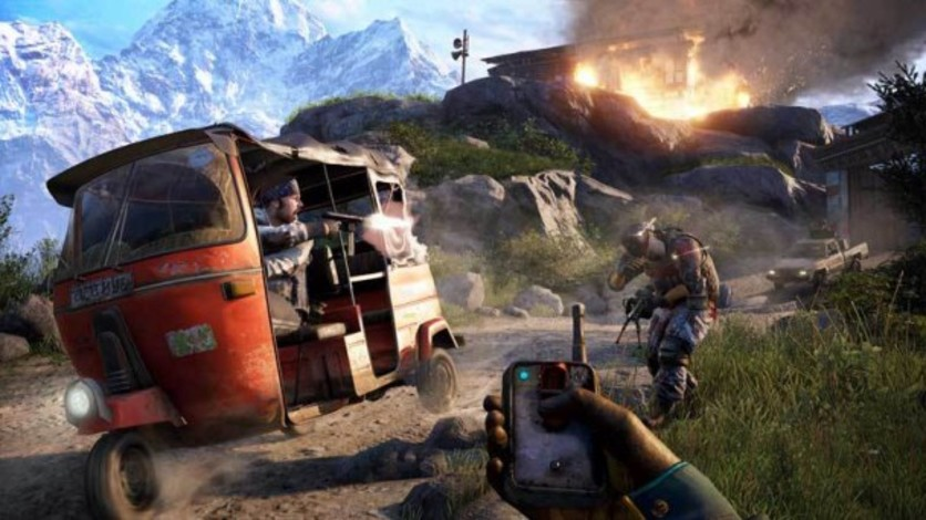 Screenshot 7 - Far Cry 4 - Gold Edition