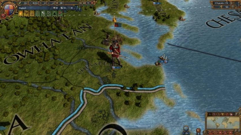 Screenshot 9 - Europa Universalis IV: Colonial British and French Unit Pack