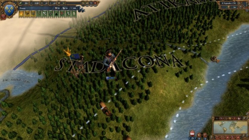 Screenshot 2 - Europa Universalis IV: Colonial British and French Unit Pack