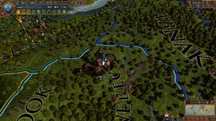Screenshot 4 - Europa Universalis IV: Colonial British and French Unit Pack