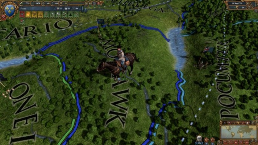 Screenshot 8 - Europa Universalis IV: Colonial British and French Unit Pack
