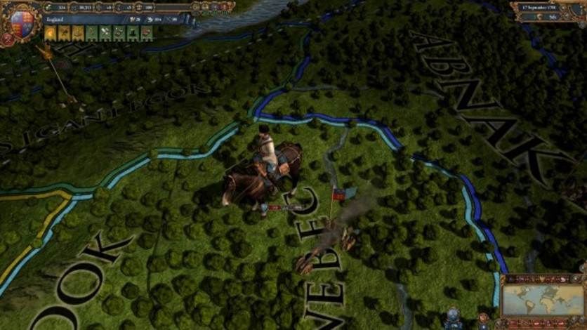 Screenshot 1 - Europa Universalis IV: Colonial British and French Unit Pack