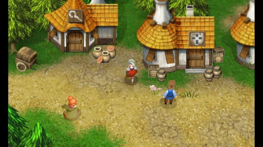Screenshot 7 - FINAL FANTASY III
