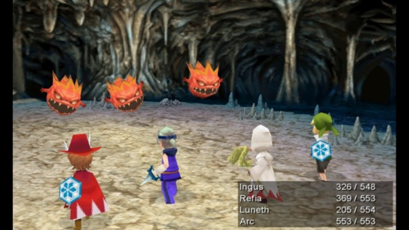Screenshot 5 - FINAL FANTASY III