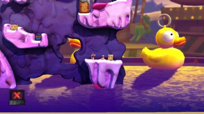 Screenshot 5 - Worms Revolution: Funfair