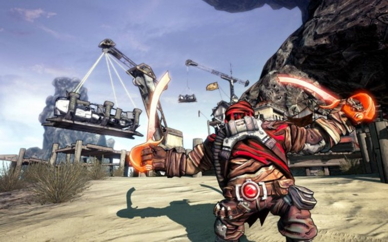 Screenshot 4 - Borderlands 2 Game of the Year Edition (MAC)